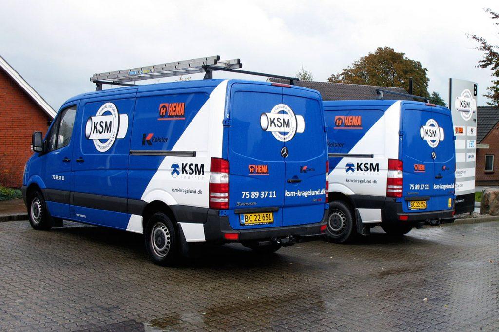 KSM Shoppen - Service
